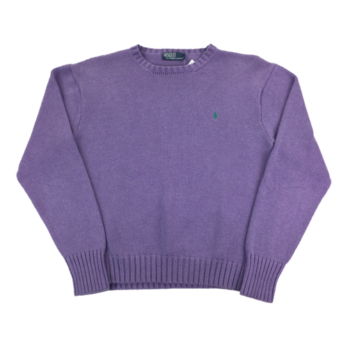 Ralph Lauren Knit Sweatshirt - Medium