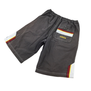 Adidas Streetball Denim Shorts - Small