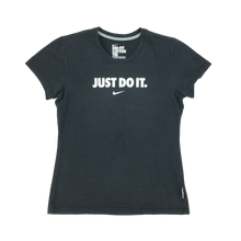 Load image into Gallery viewer, Nike Just Do It T-Shirt - Woman/Medium