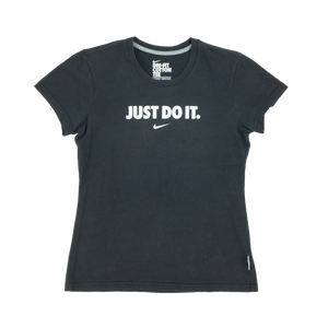 Nike Just Do It T-Shirt - Woman/Medium