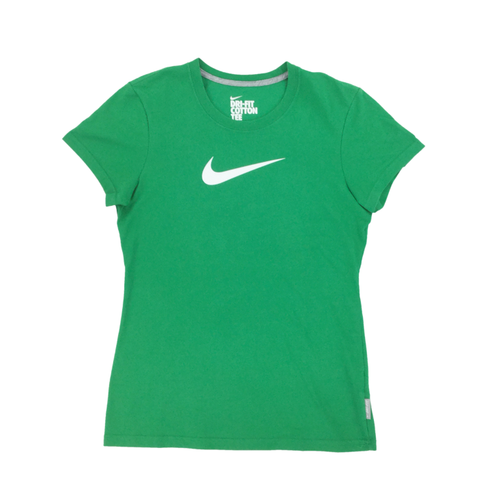 Nike Swoosh T-Shirt - Woman/Medium