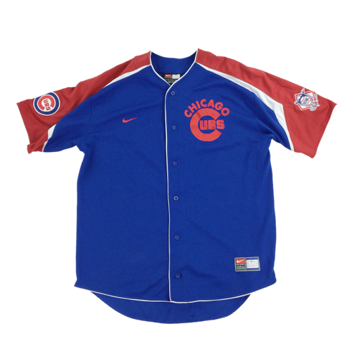 Nike x Chicago Cubs Jersey - Large