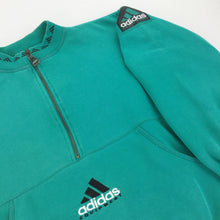 Load image into Gallery viewer, Adidas Equipment 1/2 Zip Sweatshirt - Large