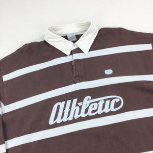 Nike Athletics Rugby Jersey Shirt - XXL