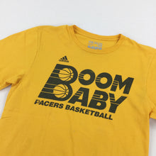 Load image into Gallery viewer, Adidas NBA Pacers Basketball T-Shirt - Medium