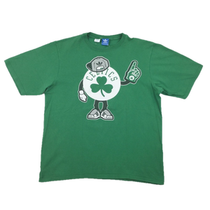 Adidas NBA Celtics T-Shirt - Medium