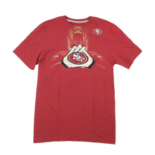 Load image into Gallery viewer, Nike NFL San Francisco 49ers T-Shirt - Small