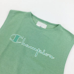 Champion 80s Mint Top - Woman/Large