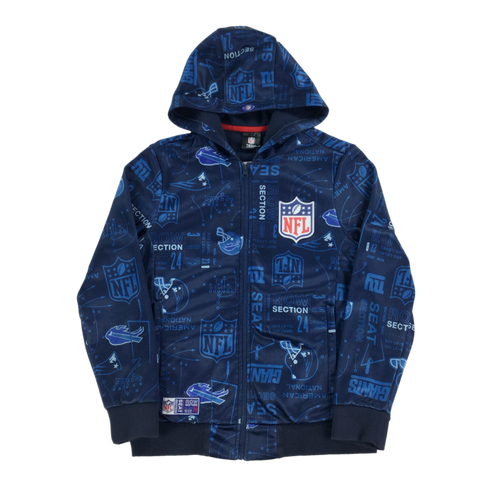 NFL Zip Hoodie - Women/Medium