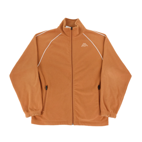 Kappa Fleece Zip Jacket - Medium