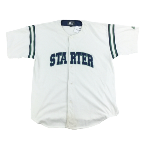 Starter Cotton Jersey - XL