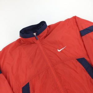 Nike Swoosh Jacket - Small
