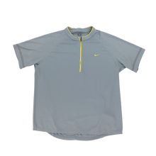 Load image into Gallery viewer, Nike 1/4 zip sport T-Shirt - Medium