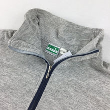 Load image into Gallery viewer, Diadora 1/4 Zip T-Shirt