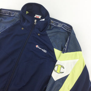 Champion 90's Track Jacket - Large