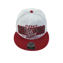Load image into Gallery viewer, NHL Red Wings Cap