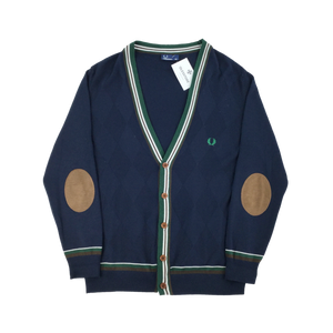 Fred Perry Cardigan - XXL