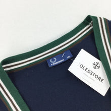Load image into Gallery viewer, Fred Perry Cardigan - XXL