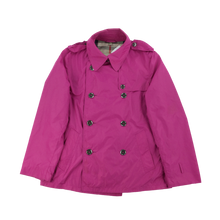 Load image into Gallery viewer, Burberry Pink Coat - Women/Large