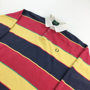 Fred Perry 90s Rugby Jersey - XL
