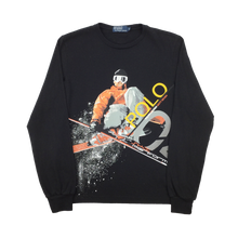 Load image into Gallery viewer, Ralph Lauren Polo Ski 2004 longsleeve T-Shirt - Small