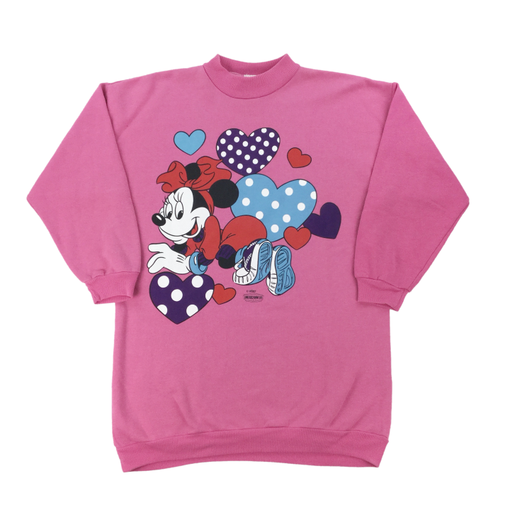 Disney 1992 Sweatshirt - Woman/Large