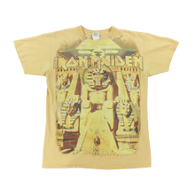 Load image into Gallery viewer, Iron Maiden Powerslave T-Shirt - Medium