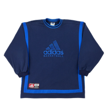 Load image into Gallery viewer, Adidas Basketball 90s Sweatshirt - Large