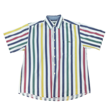 Load image into Gallery viewer, Lacoste 80's Striped Shirt - XL