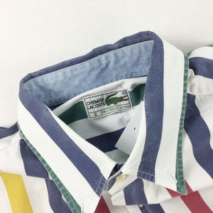 Lacoste 80's Striped Shirt - XL