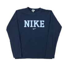 Load image into Gallery viewer, Nike Warp Logo long T-Shirt - Small