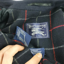 Load image into Gallery viewer, Burberry Wool Harrington Jacket - Large