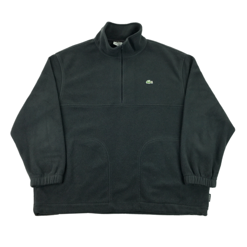 Lacoste 1/4 Fleece Zip Jumper - XXL