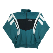 Load image into Gallery viewer, Adidas 80's Track Jacket - Large
