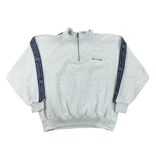 Champion 1/4 Zip Sweatshirt - XL