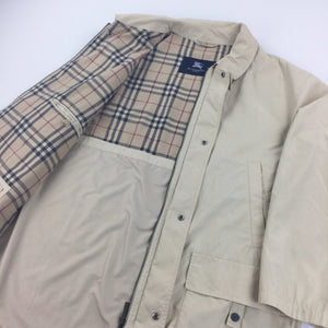 Burberry Zip Jacket - Large