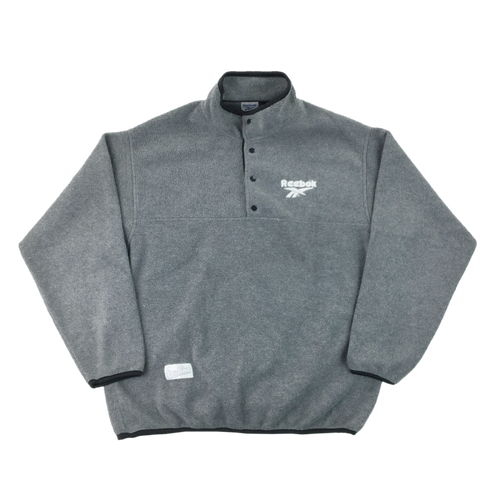 Reebok Fleece Sweatshirt - Large