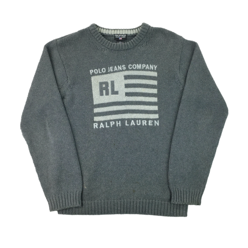 Ralph Lauren Polo Jeans Sweatshirt - Large
