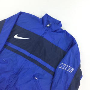 Nike 90s Swoosh Jacket - Small