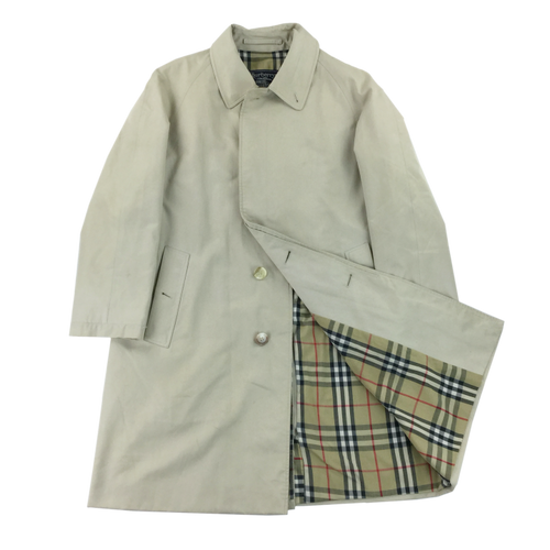Burberry Trench Coat - Medium