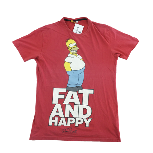 Simpsons Homer T-Shirt - Large