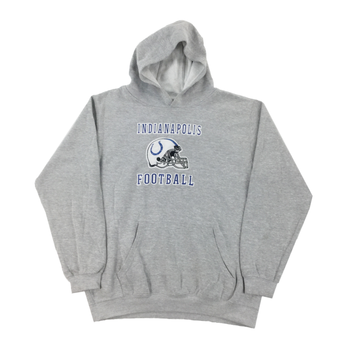 NFL Team Indianapolis Colts Hoodie - Large