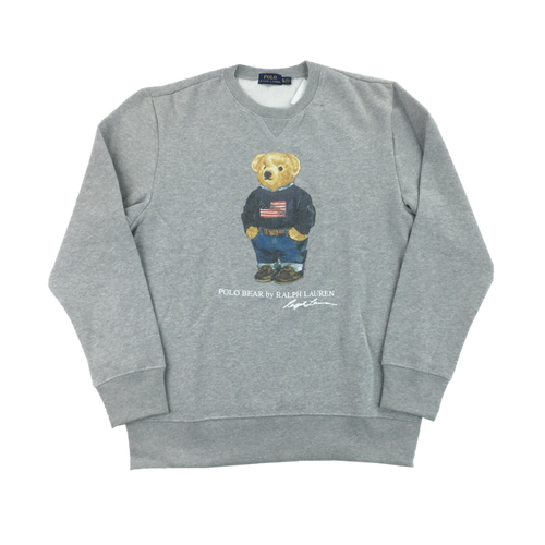 Ralph Lauren Polo Bear Sweatshirt - XL