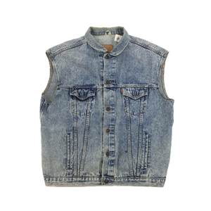 Levi's Denim Gilet - XL