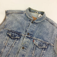 Load image into Gallery viewer, Levi's Denim Gilet - XL
