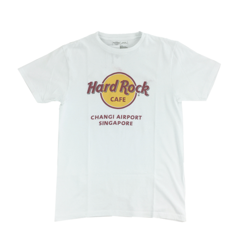Hard Rock Cafe Changi Airport Singapore T-Shirt - Medium