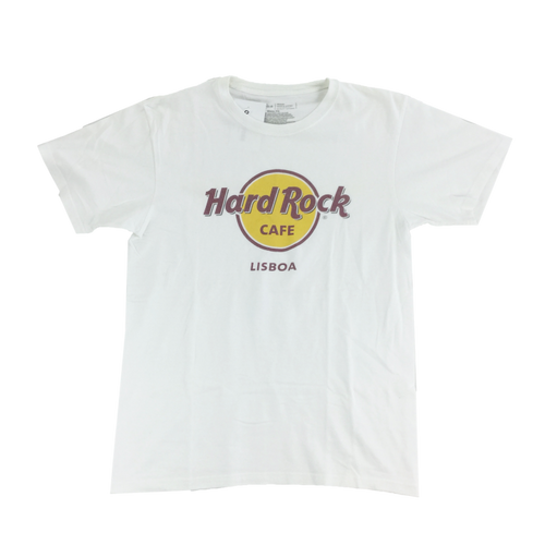 Hard Rock Cafe Lisboa T-Shirt - Medium