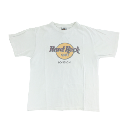 Hard Rock Cafe 90s London T-Shirt - Medium