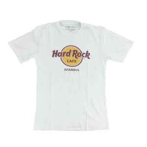 Hard Rock Cafe Istanbul T-Shirt - Medium