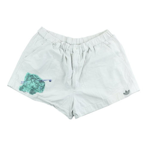 Adidas 90s Cotton Shorts - Medium